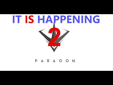 Paragon 2 Release Date Confirmed