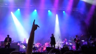 Echo and The Bunnymen - The Cutter - Liverpool International Music Festival 2015