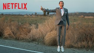Pee-wee's Big Holiday|Official HD trailer|Paul Reuben|Netflix|big holiday