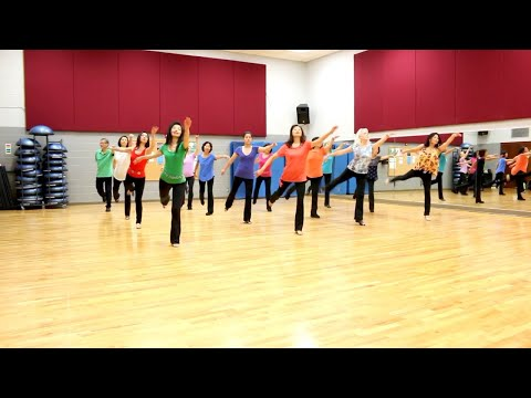 Sleep Walk With Me - Line Dance (Dance & Teach in English & 中文)