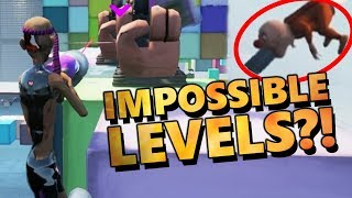 FUNNY IMPOSSIBLE LEVELS!! | Ben and Ed: Blood Party (w/ Brock)