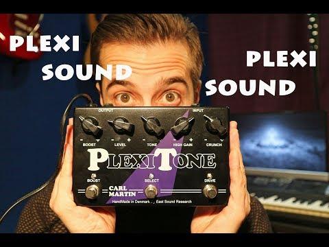 Il SOUND del PLEXI in un PEDALE??!? - CARL MARTIN PLEXI - TONE