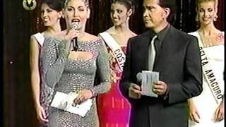 MISS VENEZUELA 2000 CROWNING MOMENT