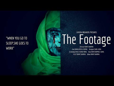 Horror/thriller Short film in Hindi | The Footage | Hindi short film 2017 | Best in class
