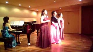 "LOVE DIVA Nikikai Salon Concert @Kawai Omotesando ""Pause"" 2010.2.1..."