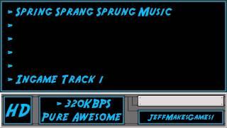 Spring Sprang Sprung Music - Ingame Track 1