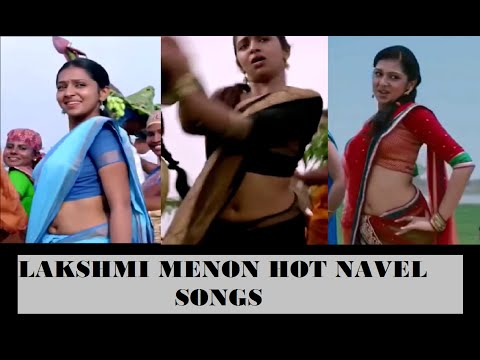 LAKSHMI MENON hot navel songs || ultra slo-mo thumbnail