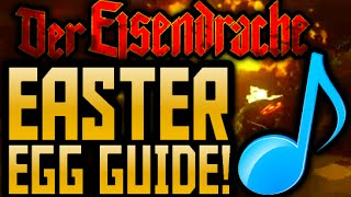"Black Ops 3 Zombies ""DER EISENDRACHE"" EASTER EGG SONG GUIDE/TUTORIAL! FULL MUSIC EASTER EGG! COD BO3"
