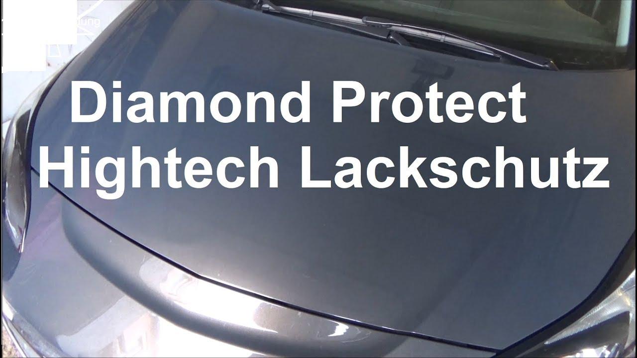 diamond protect hightech lackschutz test und anwendung. Black Bedroom Furniture Sets. Home Design Ideas