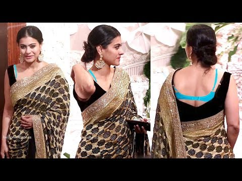 Kajol's Most EMBARASSING Moment At Ambani's Ganesh Chaturthi Celebration In Antilla Mumbai