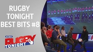Rugby Tonight Best Bits Episode 8 | Rugby Tonight
