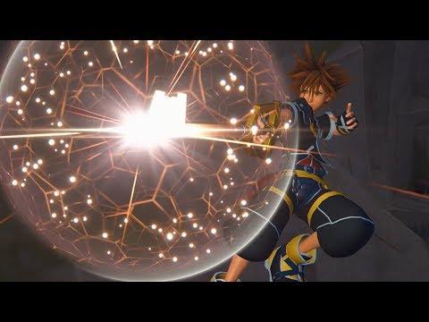 Kingdom Hearts III runs at 60 FPS on Xbox One X (update
