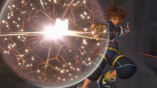 Kingdom Hearts III Gameplay - Hercules