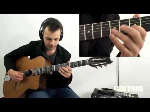Joseph Joseph !!! Gypsy jazz lesson (french)