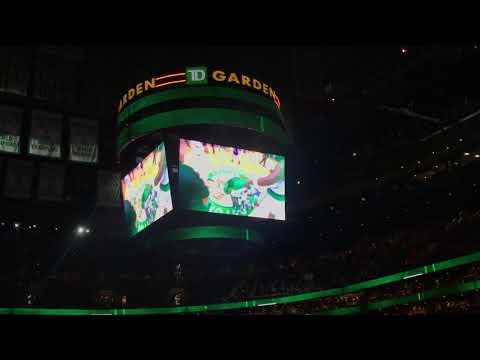 Boston Celtics Announce Kevin Garnett's Jersey Retirement With Surprise Video