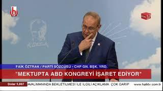 CHP'den Ekrem İmamoğlu ile Binali Yıldırım canlı yayını açıklaması