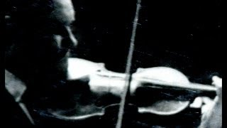 JS Bach / David Oistrakh, 1956: Violin Concerto in E Major, BWV 1042 - Eugene Ormandy