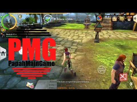 Order & Chaos 2: Redemption (Gameloft) Gameplay