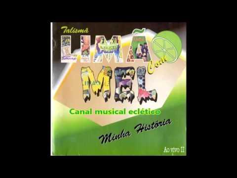 Forró Limão com Mel 2002 (Vol.8) -  Minha história - Ao vivo 2  - CD Completo - soforrofm.com.br