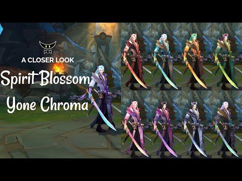 Spirit Blossom Yone Chromas