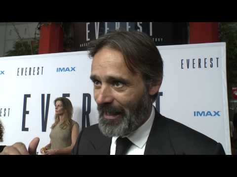 Everest: Director Baltasar Kormakur Red Carpet Movie Premiere Interview