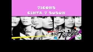 Download 7ICONS - CINTA 7 SUSUN [AUDIO] MP3 song and Music Video