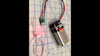 Micro Smd 0603 Led Rotating Beacon
