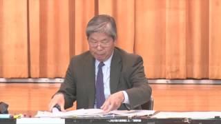 第3回 豊洲市場における土壌汚染対策等に関する専門家会議