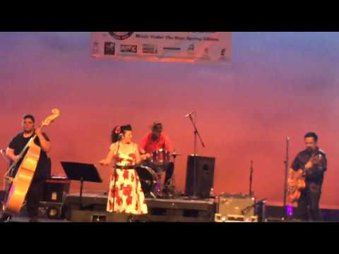 Ruby Dee and the Snakehandlers at the Bullock Museum 2015