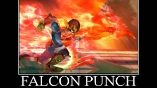 Falcon Punch Sound Effect