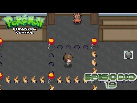 Pokemon Uranium Nuzlocke Ep19 Es su falda o la Medalla Salsa