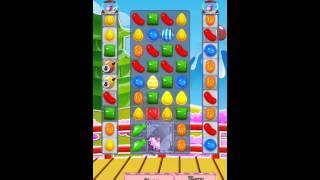 Candy Crush Saga Level 372 iPhone No Boosts