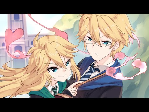 My Little Sister Is A Slytherin! ? - 「Short Anime」