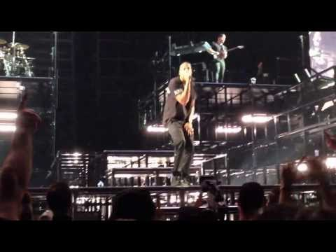JAY Z - CAN I LIVE 1.18.14 TD BANK BOSTON