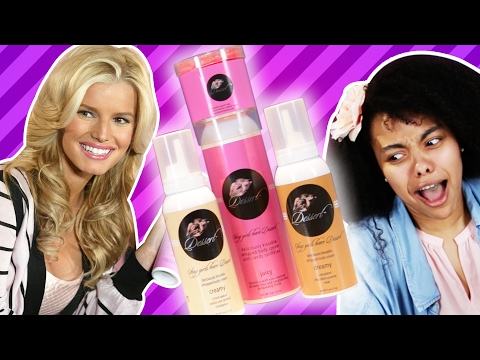 Thumbnail: People Try Old Celebrity Products