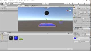 Bouncing Ball Unity 3D   Make A Bouncing Ball Game   simple Bounce Ball Unity 3D