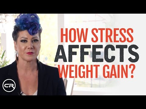 How Stress Affects Weight Gain (Negative Effects of Stress on The Body)