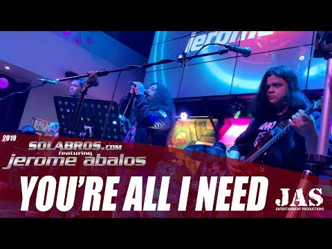 You're All I Need - White Lion (Cover) - Live At K-Pub BBQ