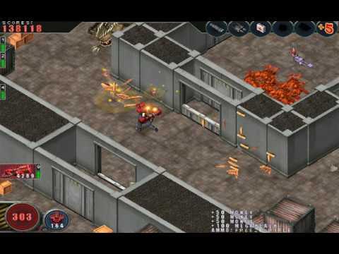 phá đảo game alien shooter phần 3