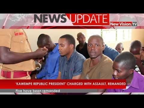 `Kawempe republic president' charged with assault, remanded