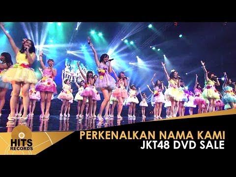 Official Video JKT48 DVD Sale - Perkenalkan Nama Kami JKT48