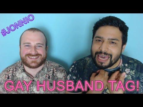 Gay Husband Tag! Introducing #Jonnio!