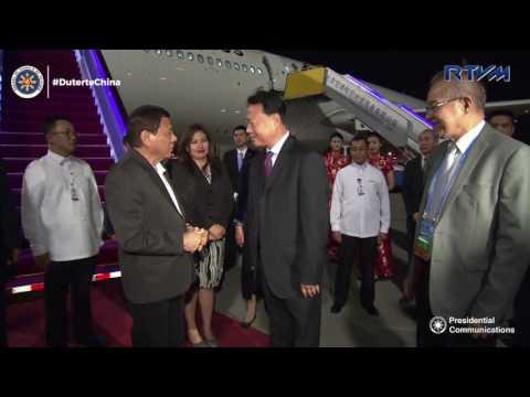 Arrival in Beijing 5/13/2017