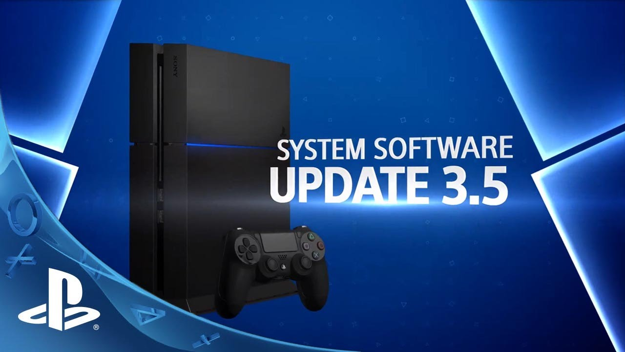 Playstation 4 Systemsoftware