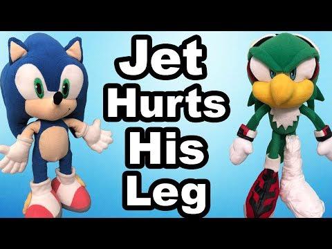 TT Movie: Jet Hurts His Leg