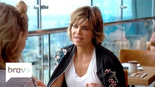 rhobh lisa rinna calls dorit a pussy with a capital p season 7 episode 15   bravo