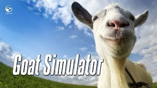Repeat youtube video Goat Simulator Gameplay