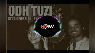 Odh Tuzi - Studio Version - Video - Phulpakhru ll HMW ll Hot Musical World