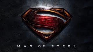 Man of Steel Review!!! (COMICS!)