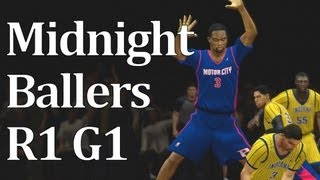 Pistons at Pacers - NBA 2K14 PC Midnight Ballers Tournament